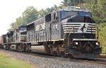 Ex Conrail Leads NS 20K