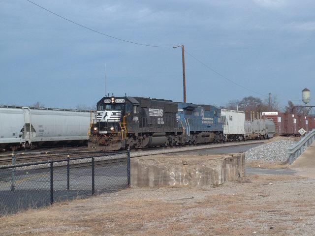 NS Train 441