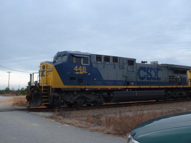 CSX Train N175