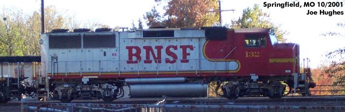 BNSF 0132