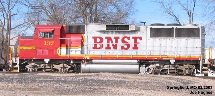 BNSF 0137