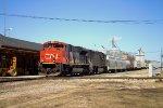 CN 8023 south