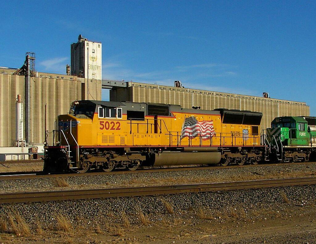 UP 5022