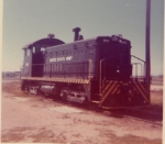 US Army Diesel 2010 at Fort Hood Texas  1974
