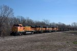 BNSF local 467 westbound on Tiger Hill