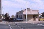Sacramento Northern depot Pittsburg, California