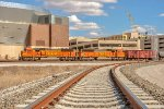 BNSF 9988 and BNSF 8969 - Rear DPUs on U-EPPKCN0-05