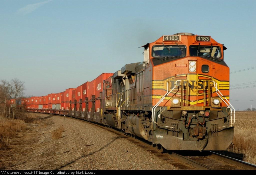BNSF 4183