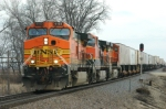 BNSF 4193 Flagg Center