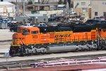 BNSF 9122