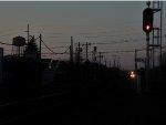 Q004 at twilight.