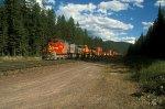 BNSF 749 West