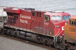 Canadian Pacific #8707