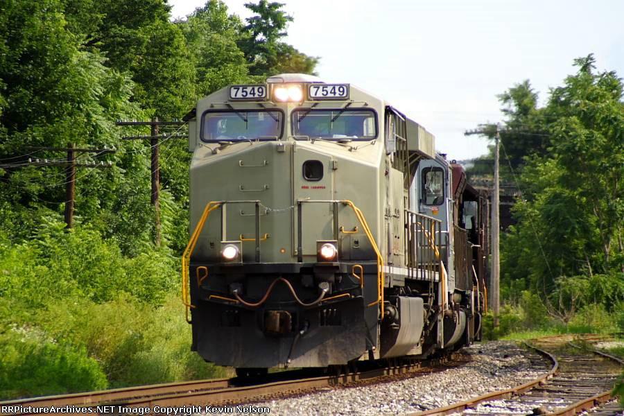 NS 7549 ES40DC