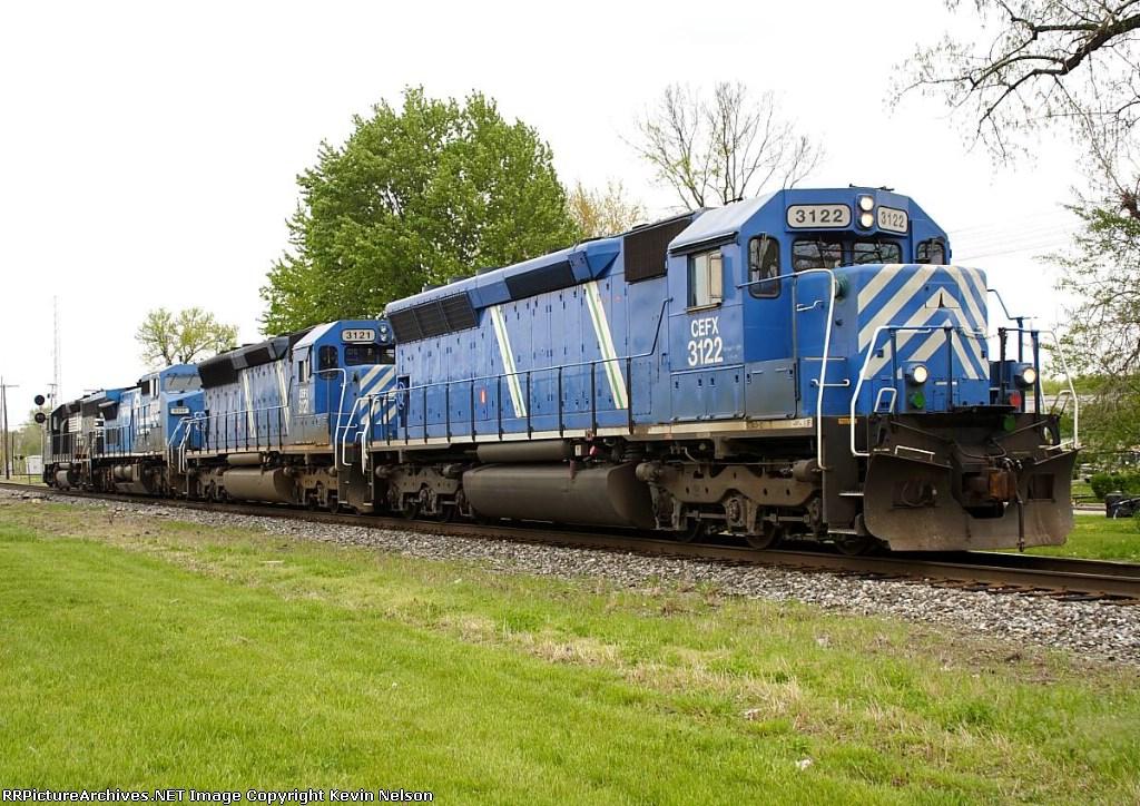 CEFX 3122 SD-45