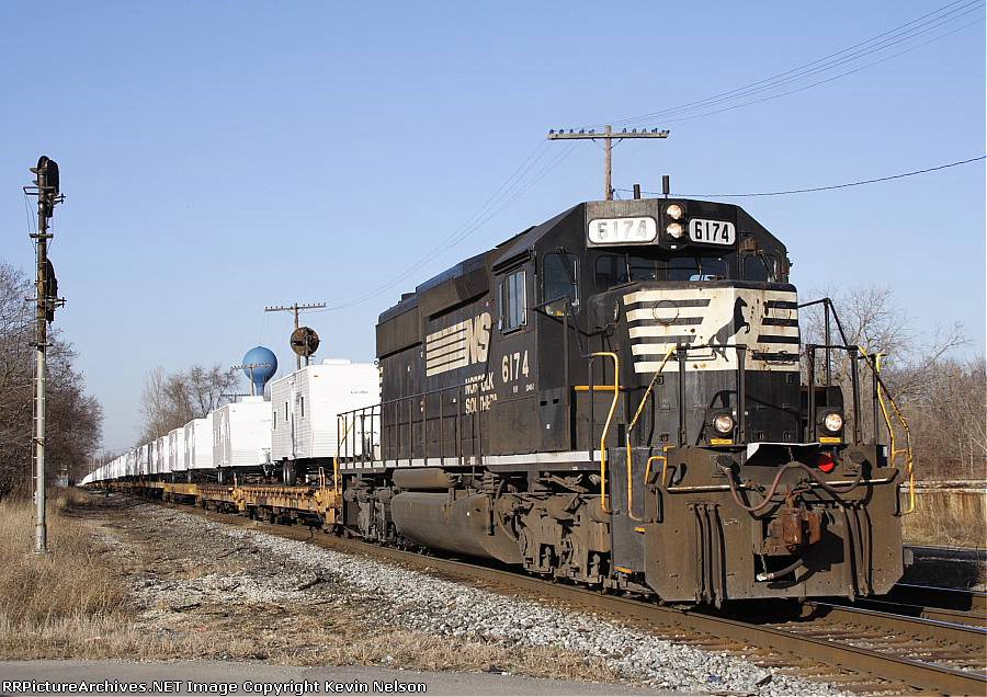 NS 6174 SD40-2