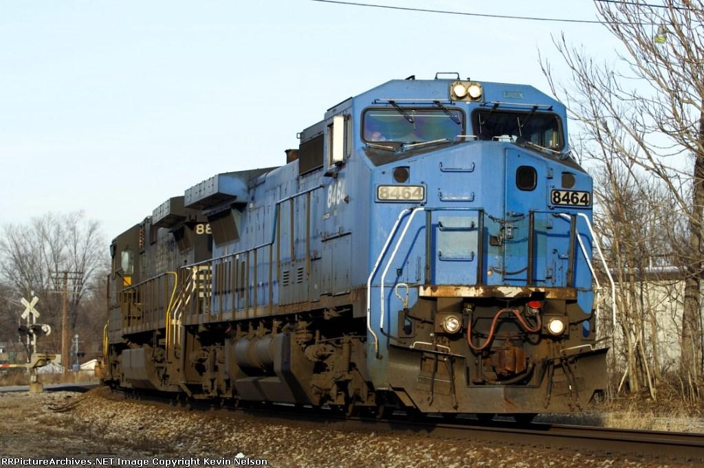 NS 8464 C40-8W