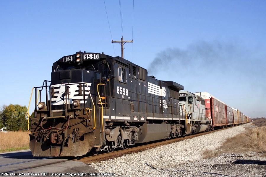 NS 8598 C39-8