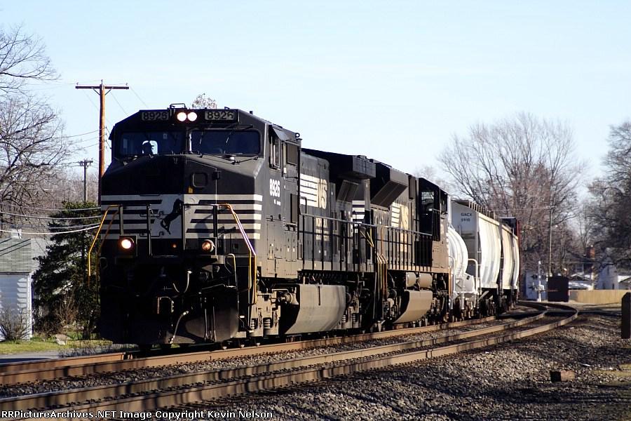 NS 8926 C40-9W