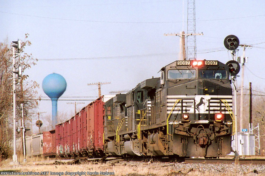 NS 9097 CW40-9