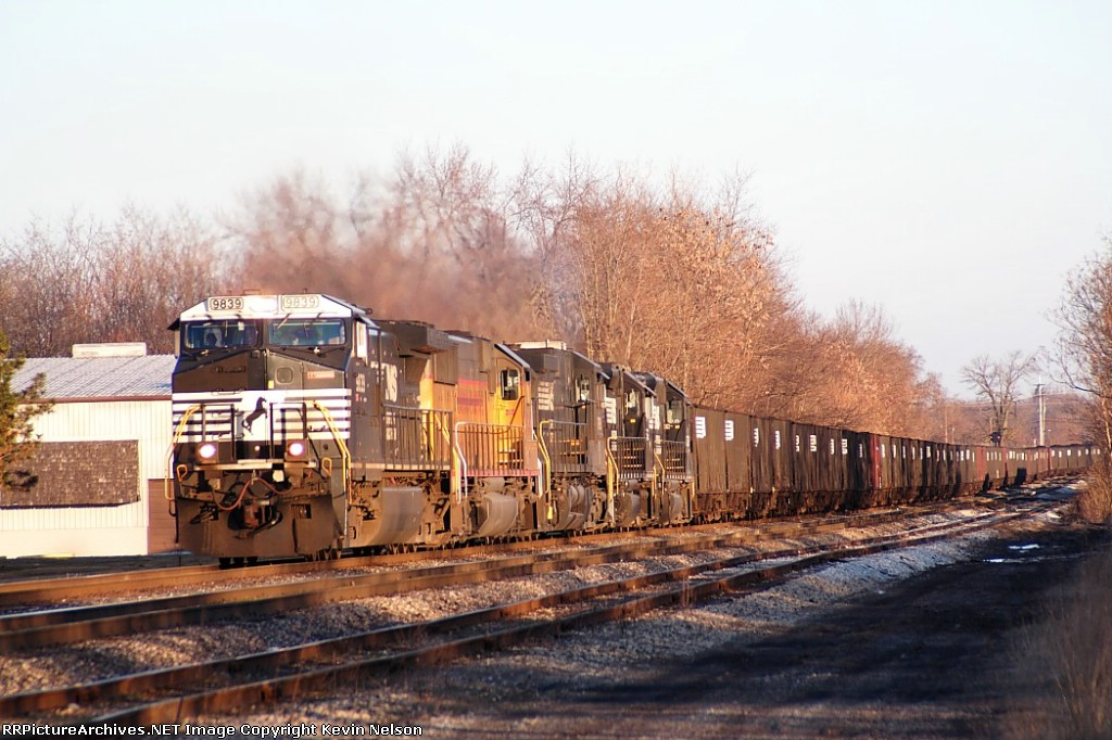 NS 9839 C40-9W