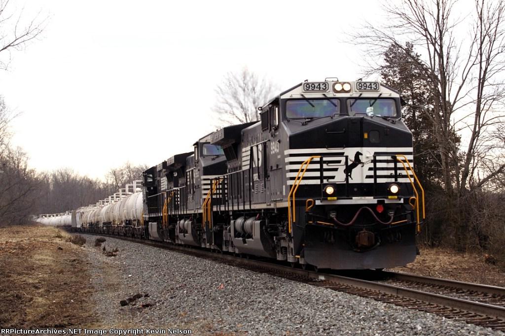 NS 9943 C40-9W