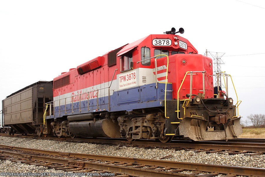 TPW 3878 GP38