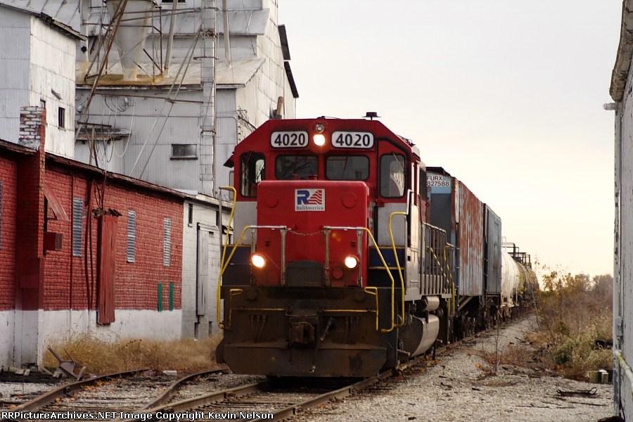TPW 4020 GP40