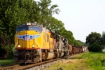 UP 5196 SD70M