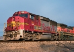 BNSF 162 GP60M