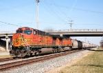 BNSF 4057 C44-9W