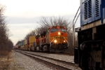 BNSF 4122 C44-9W