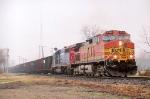BNSF 4599 C44-9W