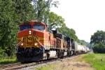 BNSF 4699 C44-9W