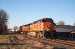 BNSF 4825 C44-9W