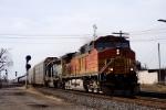 BNSF 5392 C44-9W