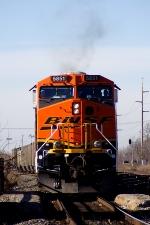 BNSF 5851 ES44AC
