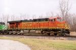 BNSF 7727 ES44DC