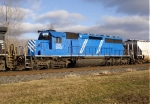 CEFX 3167 SD40-2