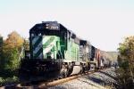 CEFX 7077 SD40-2