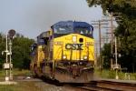 CSX 663 AC60CW