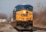 CSX 5224 ES44DC