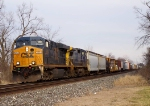 CSX 5264 ES44DC