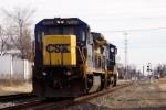 CSX 7620 C40-8