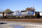 CSX 7680 C40-8W