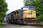 CSX 9030 C44-9W