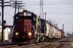 HLCX 6075 SD40M-3