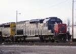 HLCX 6129 SD40T-2
