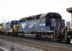 MRL 264 SD40-2XR
