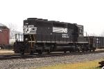 NS 1584 SD40